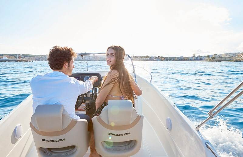 The Quicksilver Activ 605 Open wins Boat of the Year 2017 Award