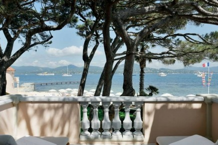 Glimpses of St-Tropez: The Résidence de la Pinède – the latest addition to LVMH's Maisons Cheval Blanc