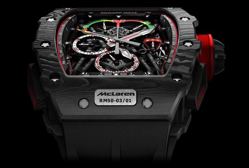The RM 50-03 McLaren F1 watch-