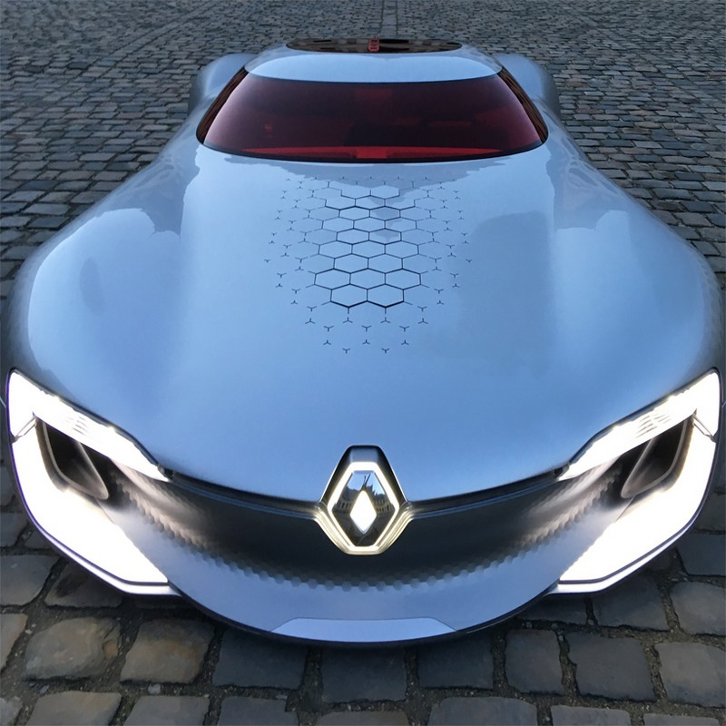 The Renault TREZOR voted Most Beautiful Concept Car of 2016-0
