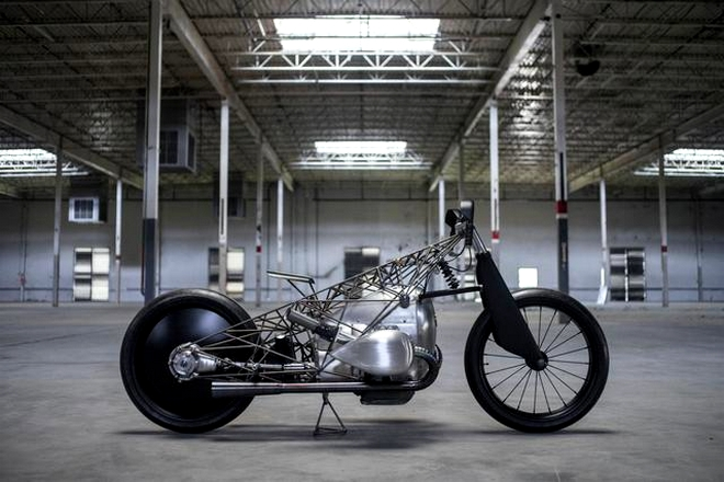 The Revival Birdcage by Revival Cycles motorcycle customizers-2019-