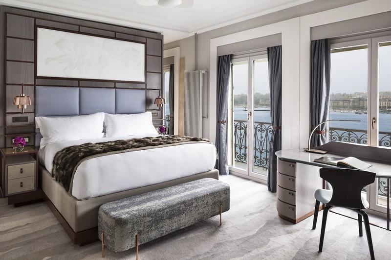 The Ritz-Carlton, Hotel de la Paix, Geneva, One Bedroom Suite