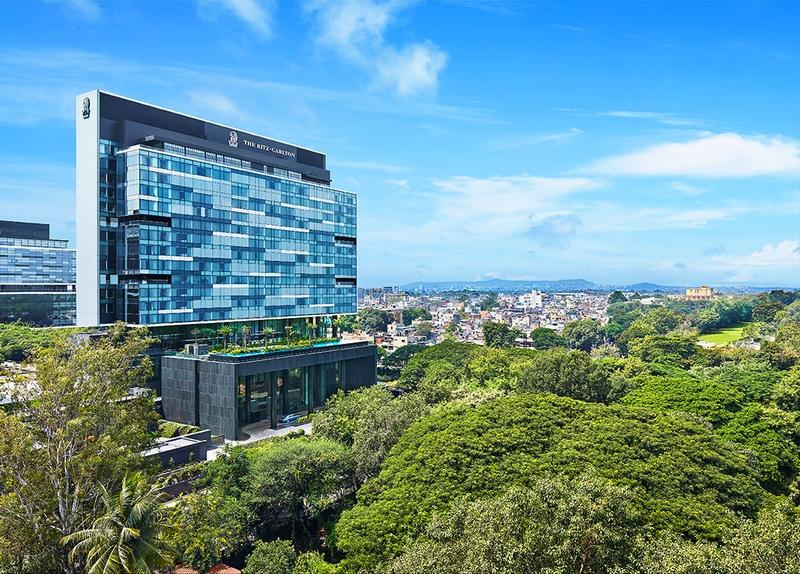 The Ritz-Carlton, Pune- Facade