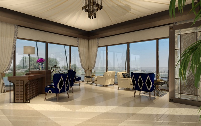 The Ritz-Carlton Ras Al Khaimah, Al Hamra Beach-007