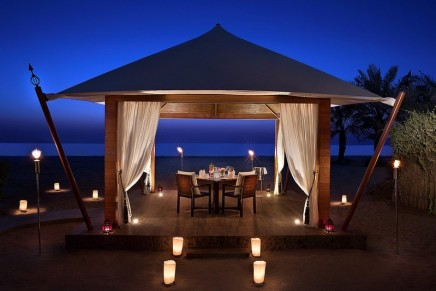 Ritz-Carlton Ras Al Khaimah, Al Hamra Beach – the perfect getaway on the shores of the Arabian Gulf