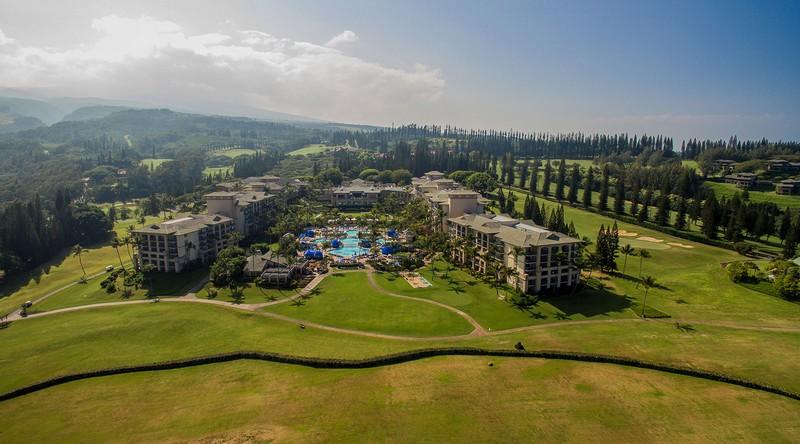 The Ritz-Carlton Residences, Kapalua - exterior aerial