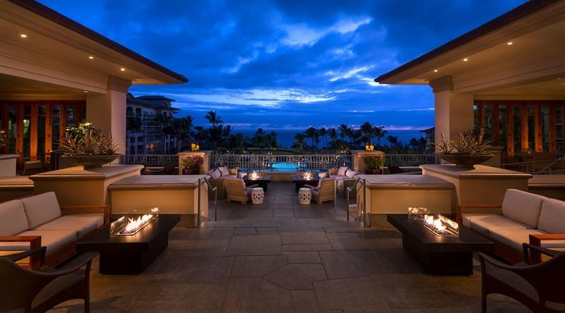 The Ritz-Carlton Residences, Kapalua - exterior by night