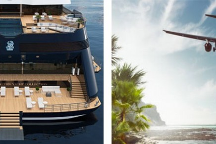 The inaugural season of The Ritz-Carlton Yacht Collection set to take the seas in February 2020