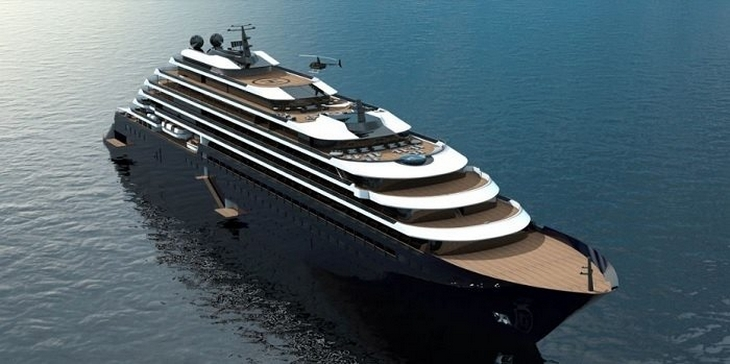 The Ritz-Carlton Yacht Collection celebrates keel laying milestone for inaugural luxury yacht-2018-