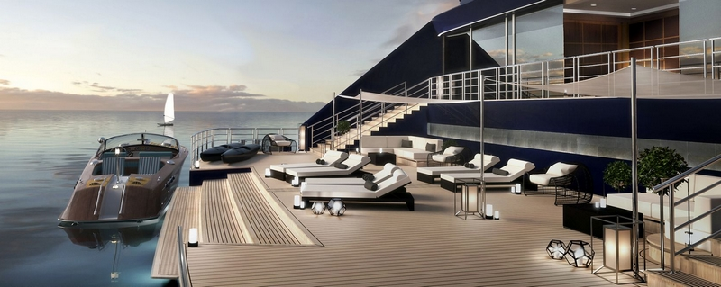 The Ritz-Carlton Yacht Collection celebrates keel laying milestone for inaugural luxury yacht-2018-2019 voyages