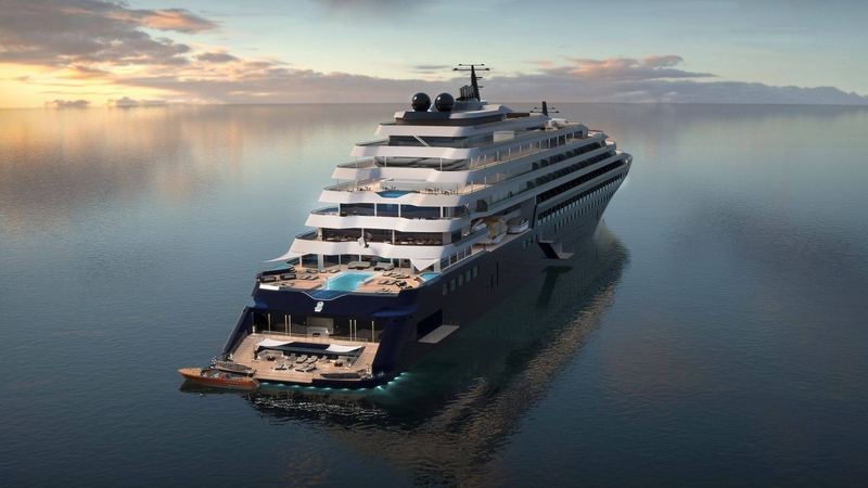The Ritz-Carlton Yacht Collection celebrates keel laying milestone for inaugural luxury yacht-2018