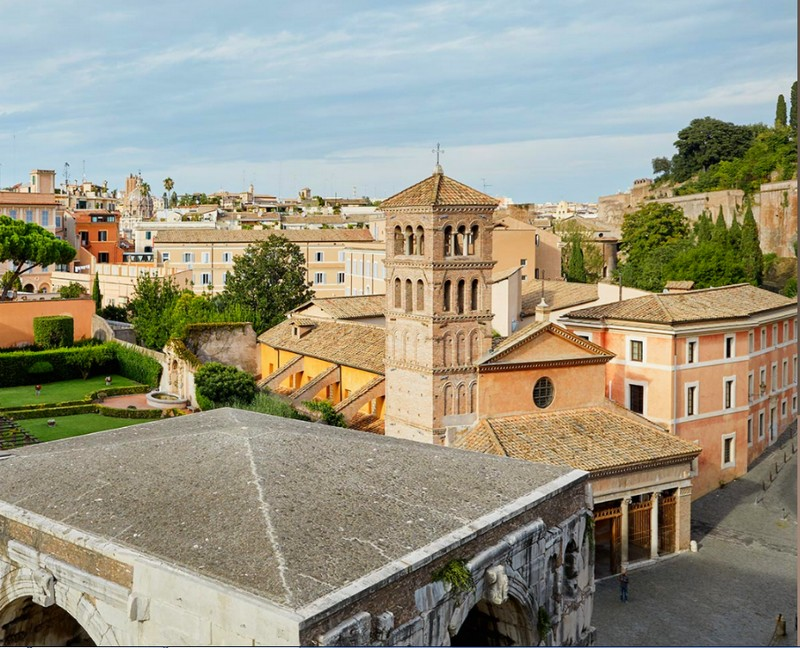 The Rooms of Rome location-