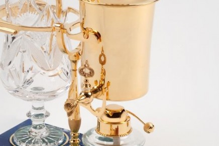 When you handcraft the world' finest coffee maker, there's an art to every single step