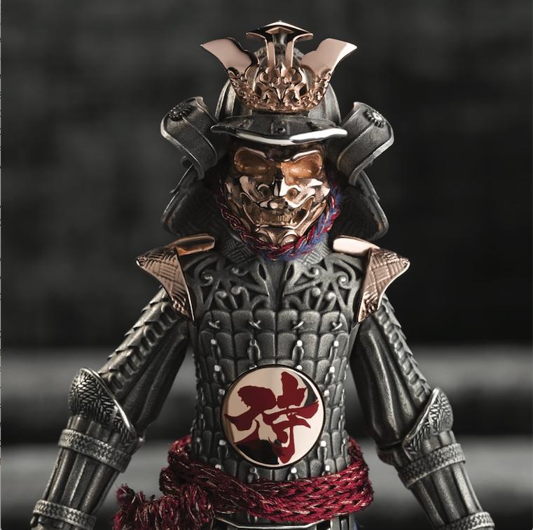 The Samurai pen by Montegrappa