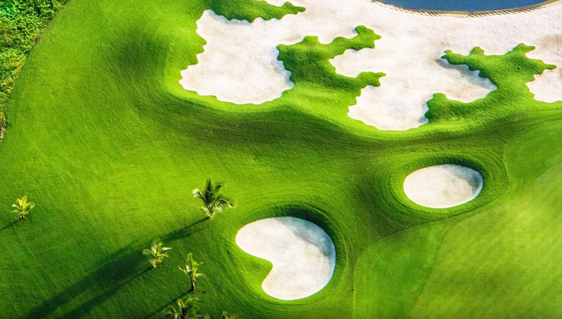 The Santa Maria, a Luxury Collection Hotel & Golf Resort, Panama City- aerial golf course