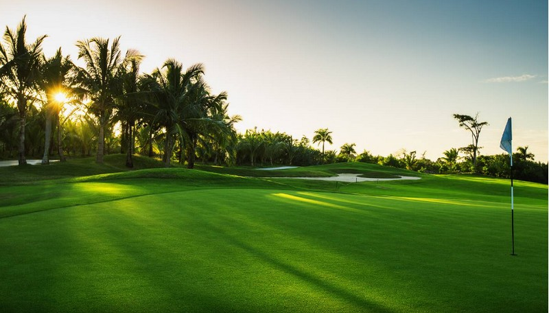 The Santa Maria, a Luxury Collection Hotel & Golf Resort, Panama City - sunset golf course
