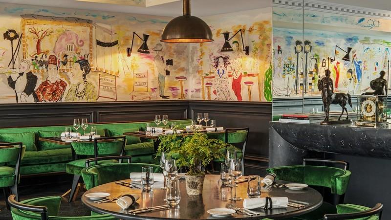 The Schiap Restaurant - The Luxury Collection Announces The Opening Of Hôtel de Berri In Paris