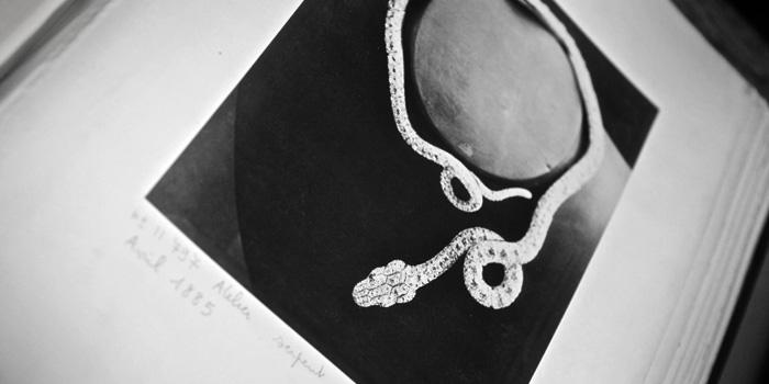 The Serpent Bohème line - Boucheron archive