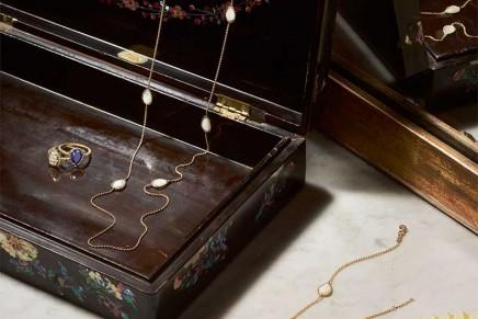 Boucheron Serpent Bohème line of protective jewel renews itself with the colored stones