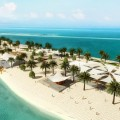 The Sir Bani Yas Island beach oasis - a brand new island destination