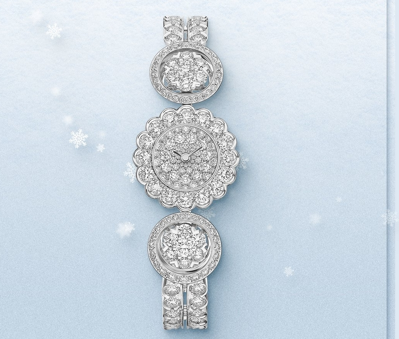 The Snowflake watch
