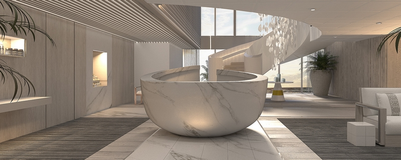 The Spa on Celebrity Edge is a holistic wellness journey like no other on land or at sea