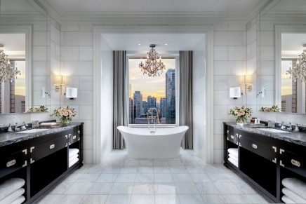 The St. Regis Toronto will offer an exquisite escape for business and leisure travelers alike