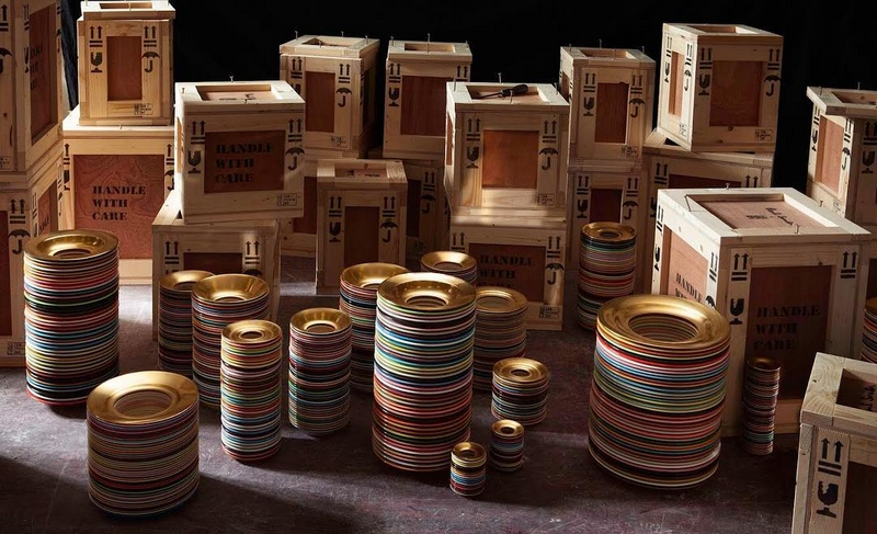 The Stack series by Paul Smith + 1882 Ltd vases