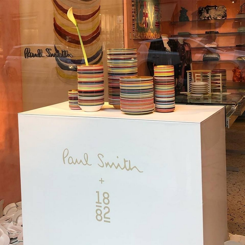 The Stack series by Paul Smith + 1882 Ltd