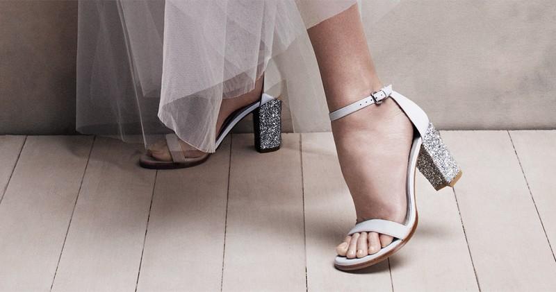 The Stuart Weitzman 2017 Bridal Collection - Something New