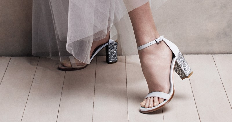 The Stuart Weitzman 2017 Bridal Collection - Something New