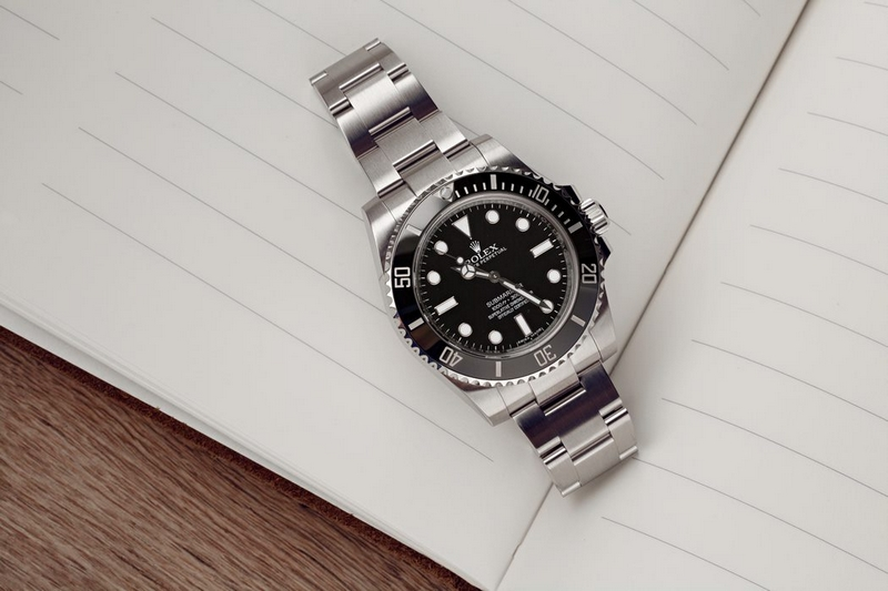 The Submariner Diver's Watch