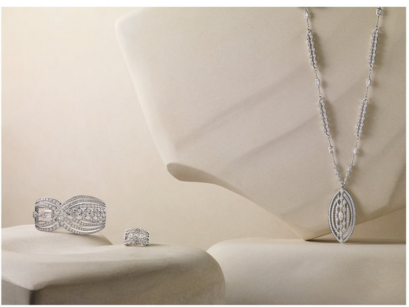 The Tide suite by Boodles-