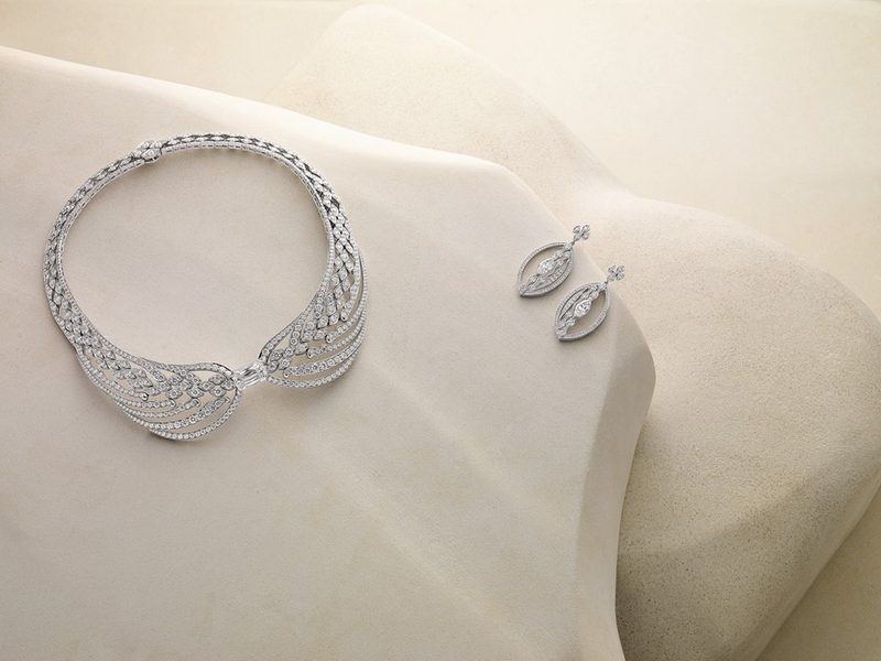 The Tide suite by Boodles