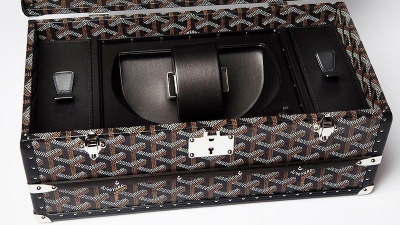 The Tourne-montre Case celebrates Goyard's most timeless aesthetic codes-2017