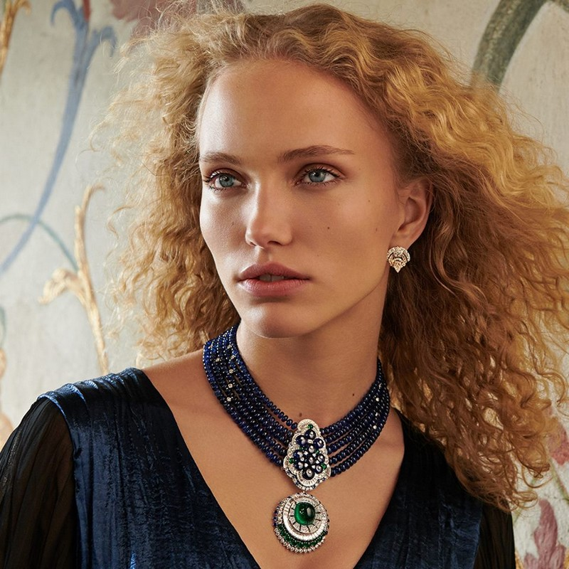 The Town Musicians of Bremen, a tale from Quatre Contes de Grimm, the new High Jewelry collection-2018