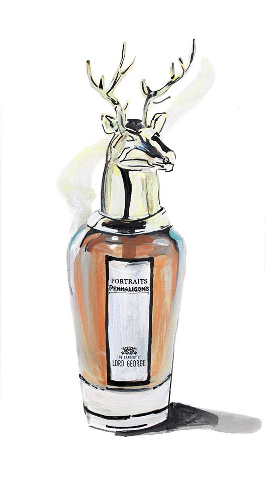 The Tragedy of Lord George by Penhaligon's perfume