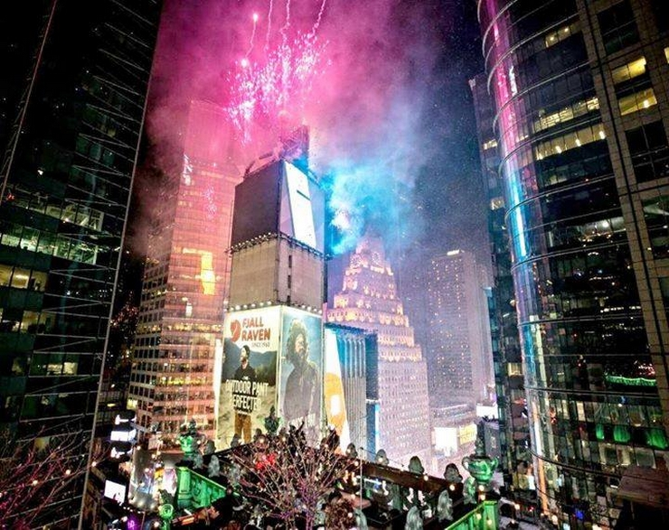 The Ultimate New Year's Eve Experience-