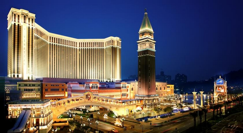 The Venetian Maco Resort