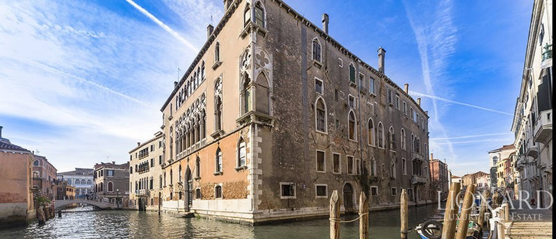 The Venetian Palace Once Home to Giorgione The Tempest