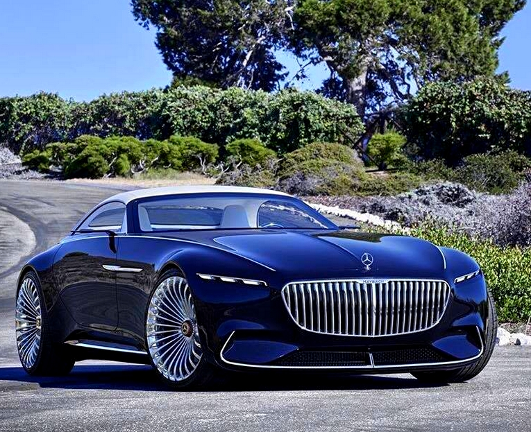 The Vision Mercedes-Maybach 6 Cabriolet-01