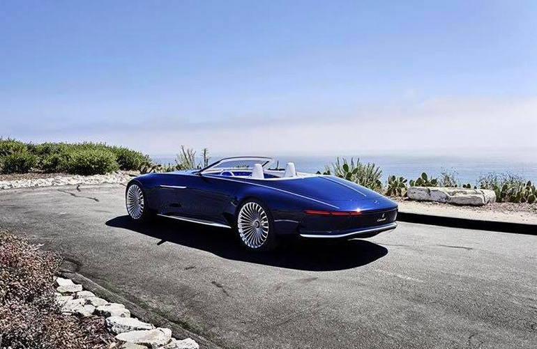 The Vision Mercedes-Maybach 6 Cabriolet-03