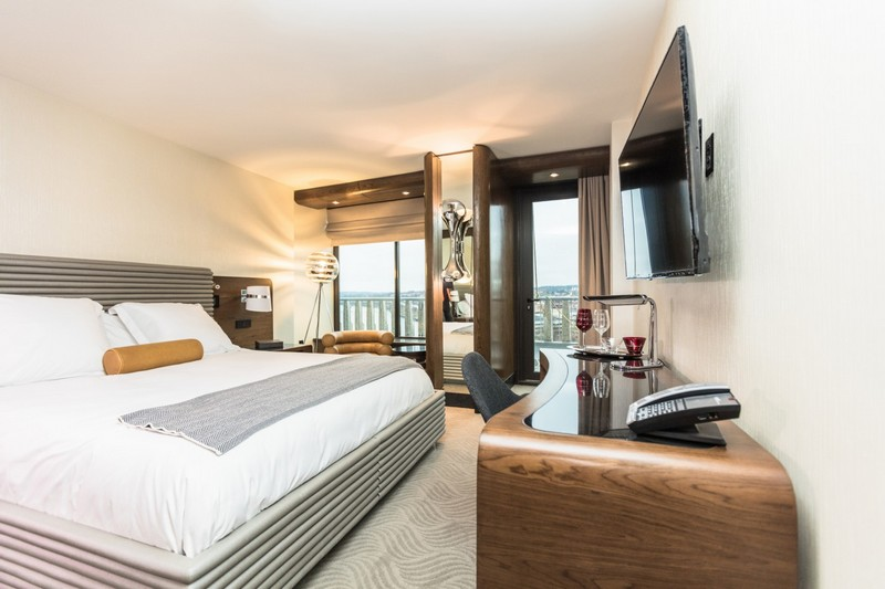 The Watergate Hotel Rooms