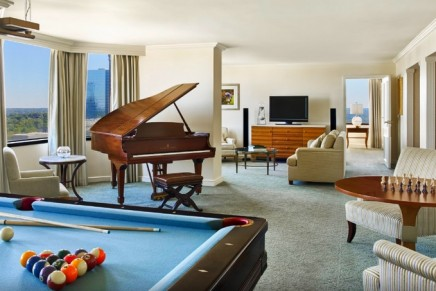 Southern chic charm: The Whitley, a Luxury Collection Hotel debuts in Atlanta