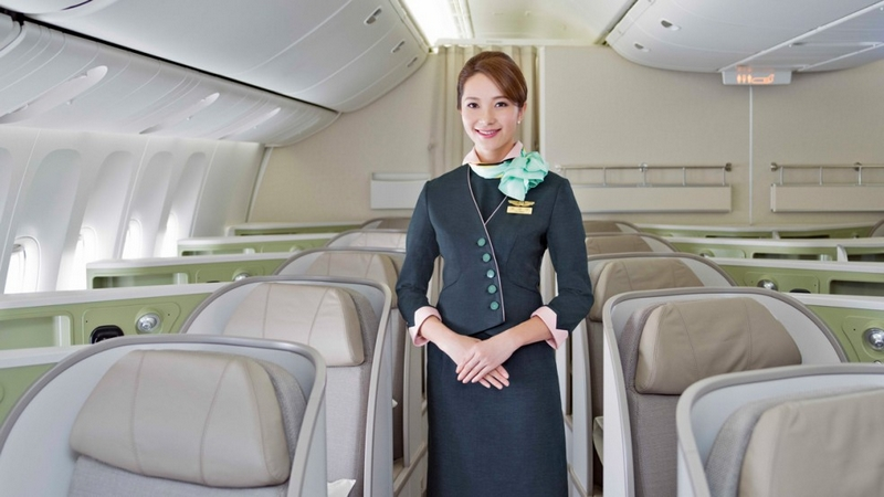 The World's Top 10 Airlines of 2019 revealed at 2019 Paris Air Show - Eva Air - The World's Cleanest Airline