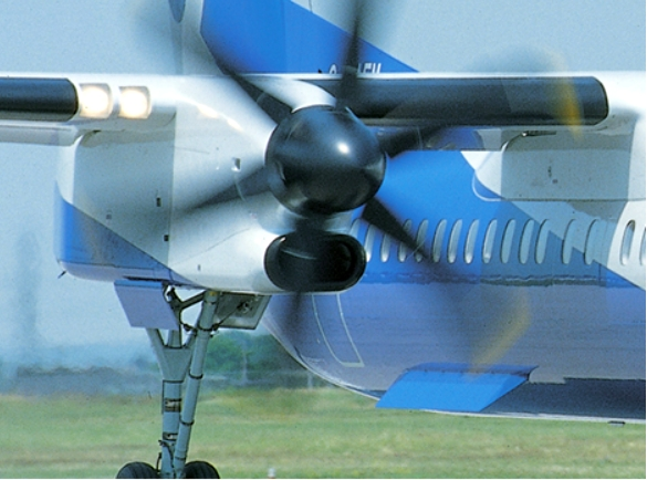 The World's Most Modern Turboprop