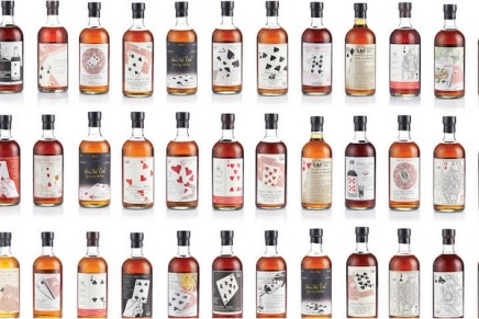 Japan's rarest and most valuable whiskey collection expected to fetch millions