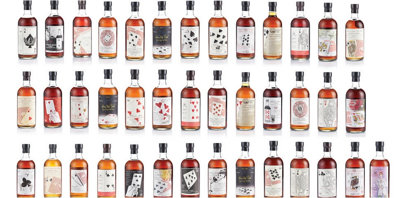The World's Most Valuable and Rarest Japanese Whisky Collection