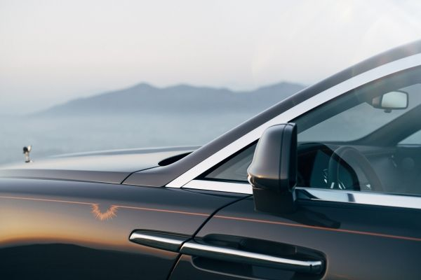 The Wraith Luminary Collection will light the way for the luxury trailblazer-