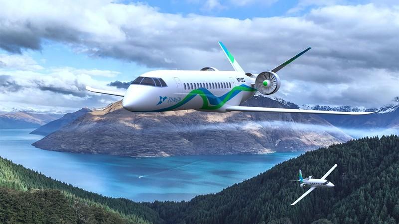 The Zunum ZA10 aircraft will bring breakthrough performance to regional aviation